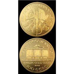 1 oz. Gold Austrian Philharmonic - Random