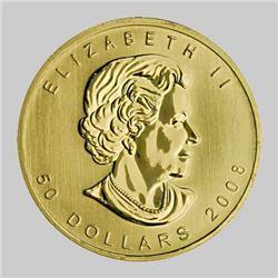 1 oz. Maple Leaf Bullion Coin - Random