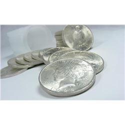 1922-23 BU Peace Dollars