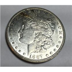 1887 s HIGH GRADE BETTER DATE Morgan Dollar