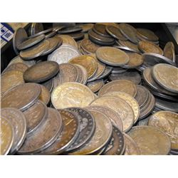 Lot of 50 Assorted date and grade Morgan $ 1
