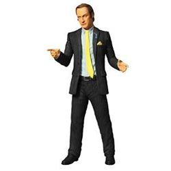 "Mezco Toyz Breaking Bad: Saul Goodman Figure, 6"" …"