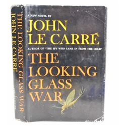 """1965 """"THE LOOKING GLASS WAR"""" HARDCOVER VINTAGE BOOK"""
