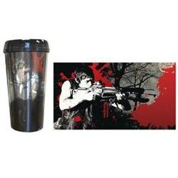AMC The Walking Dead Daryl Dixon Crossbow Travel Mug