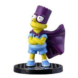 """Simpsons The Super Bart 2.75"""" PVC Action Figure"""