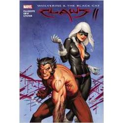 2011 WOLVERINE AND BLACK CAT  HARDCOVER GRAPHIC NOVEL  CLAWS II