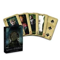 NEW GAME OF THRONES PLAYING CARDS