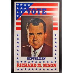 RICHARD NIXON REPUBLICAN POSTER PRINT