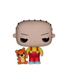 Funko POP TV: Family Guy Stewie Action Figure