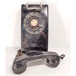 VINTAGE WESTERN ELECTRIC ROTARY DIAL PHONE