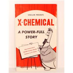 VINTAGE 1950 SINCLAIR GASOLINE STORY BOOKLET