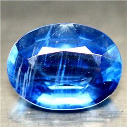 1.34 CT NATURAL! BLUE NEPAL KYANITE OVAL