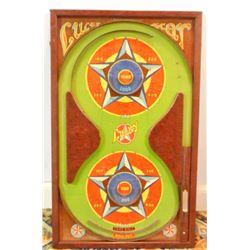 VINTAGE LUCKY STAR PINBALL STYLE GAME BY DURABLE TOY CO.