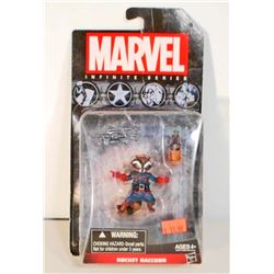 NEW MARVEL ROCKET RACCOON INFINITE ACTION FIGURE