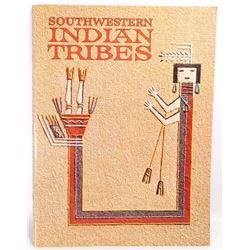 """SOUTHWESTERN INDIAN TRIBES"" LARGE FORMAT PHAMPLET BOOK"