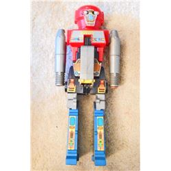 """VINTAGE GOBOTS ROBOT TOY - 16.5"""" TALL"""