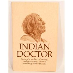 """INDIAN DOCTOR"" BOOK"