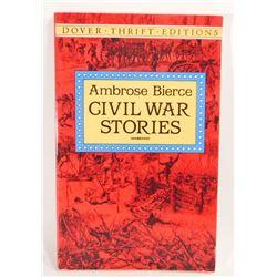 """""""CIVIL WAR STORIES"""" BOOK"""