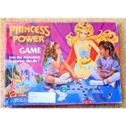 VINTAGE 1985 PRINCESS OF POWER SHE-RA BOARD GAME IN ORIG. BOX