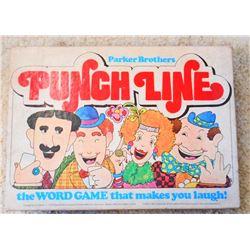VINTAGE PB PUNCH LINE GAME IN ORIG. BOX