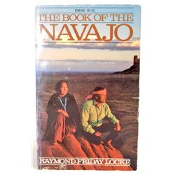 "1979 ""THE BOOK OF THE NAVAJO"" BOOK"