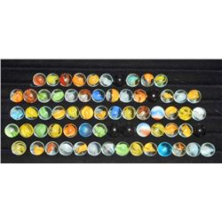 LOT OF APPROX. 100 MARBLES