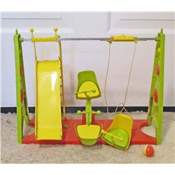 VINTAGE DELUXE READING CORP. PLAYGROUND PLAYSET