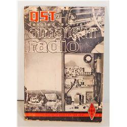 1969 QST AMATUER RADIO BOOKLET