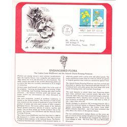 Endangered Flora 1979