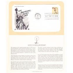 $1.00 Americana Series 1979