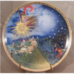 1980 'Shaft of Light' Plate I