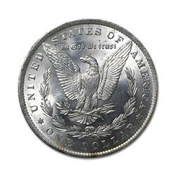 1890 $1 Morgan Silver Dollar Uncirculated
