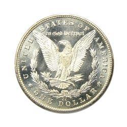 1881-CC $1 Morgan Silver Dollar - NGC MS65