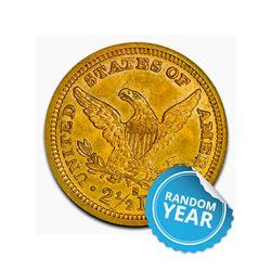 $2.5 Liberty AU