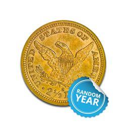 $2.5 Liberty UNC