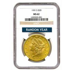 $20 Liberty MS62