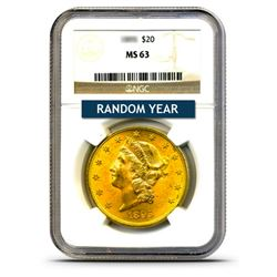$20 Liberty MS63
