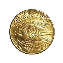 1924 $20 Saint Gaudens NGC MS62