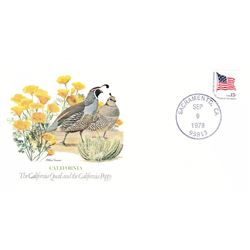 Bird and Flower of California The State Bird and Flower on  An Unprecedented Limited Edition Collect