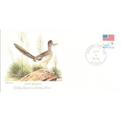 Bird and Flower of New Mexico  The State Bird and Flower on  An Unprecedented Limited Edition Collec