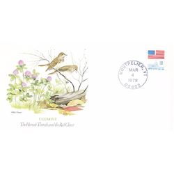 Bird and Flower of Vermont The State Bird and Flower on  An Unprecedented Limited Edition Collection