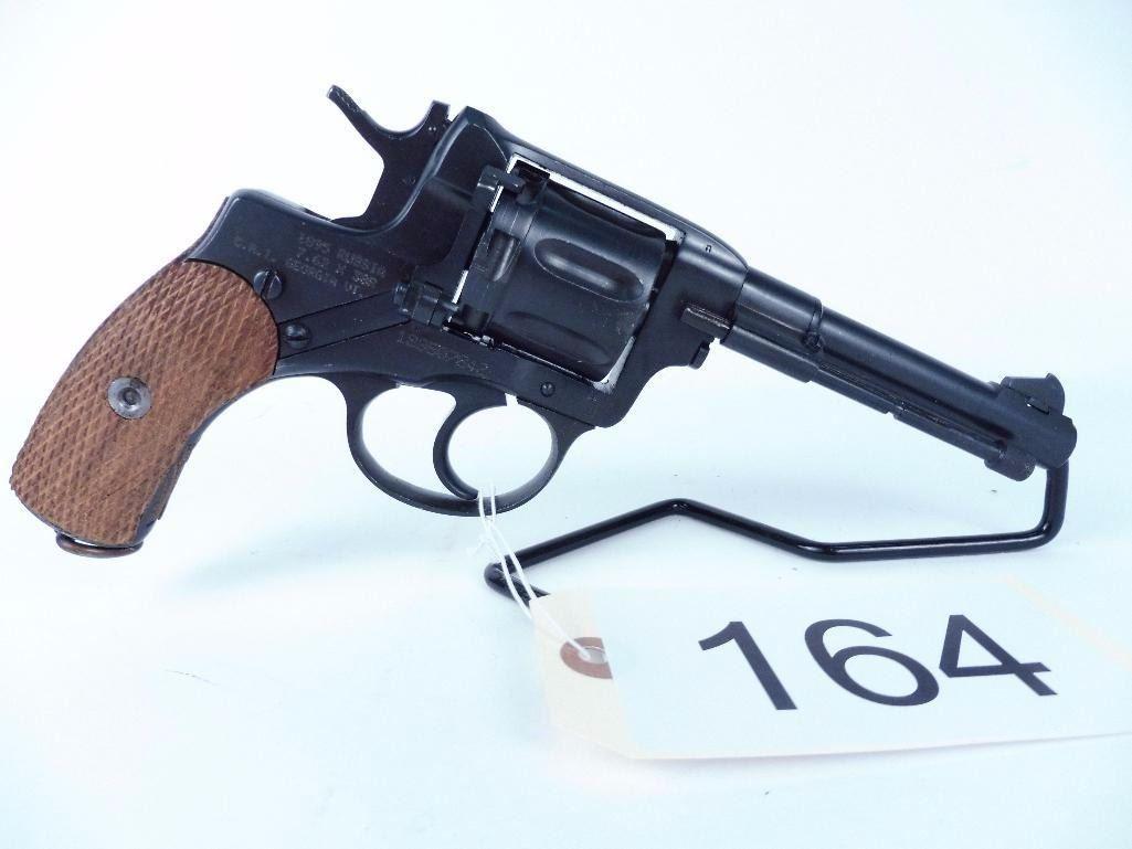 RESTRICTED  Nagant Revolver