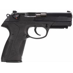 """Beretta JXF9F21 PX4 Storm 9mm 4"""" 17+1 Poly Grip/Frame Black"""