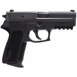 "Sig Sauer E202240B SP2022 Standard DA/SA 40S& W CS 3.9"" 12+1 Black Polymer Grips"
