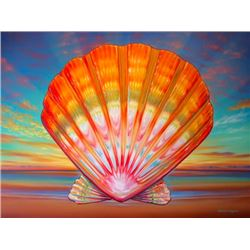 To Feel A Sunrise - KAI Waikiki Ocean Art Show, Patrick Ching 2016