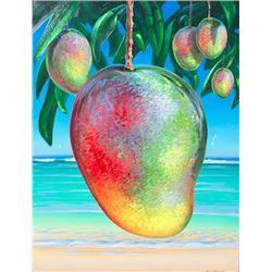 Mango Moana - KAI Waikiki Ocean Art Show, Patrick Ching 2016
