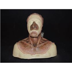 DEAD ROTTEN ZOMBIE WITCH MALE MAKE UP COWL ON FULL BUST 09