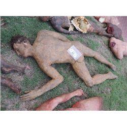 ZOMBIE AUTOPSY DEAD BLOODY ROTTEN ZOMBIE BODY 07