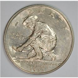 1925-S CALIFORNIA COMMEMORATIVE HALF DOLLAR, CHOICE BU