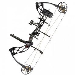 BOWTECH CARBON ICON RIGHT HANDED BOW WITH R.A.K. TECHNOLOGY